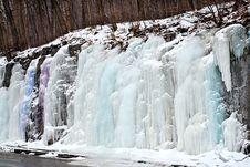 Free Whimsical Winter Scene Stock Images - 22723814