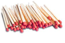 Free Pile Of Matchsticks Stock Images - 22725494