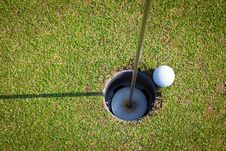 Free Golf Ball Stock Photography - 22727052
