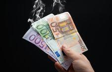 Free Euro Royalty Free Stock Photo - 22727135
