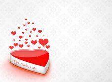 Free Valentine Day Background Royalty Free Stock Images - 22728969
