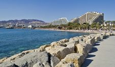 Free View On Resort Hotels Of Eilat, Israel Stock Images - 22730234