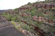 Canyon At Auantepui, Venezuela Royalty Free Stock Images
