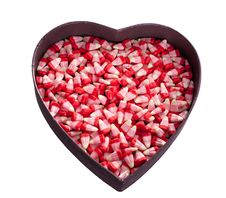 Free Valentine Corn Candy Royalty Free Stock Images - 22733429