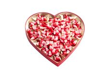 Free Valentine Corn Candy Royalty Free Stock Photo - 22733555