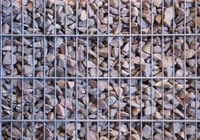 Free Gabion From The Rubble Royalty Free Stock Photography - 22739157