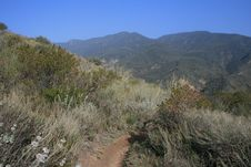 Free Zuma Canyon Panorama Stock Photography - 22743402