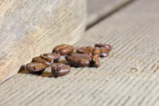 Free Coffea Beans Royalty Free Stock Photos - 22744178