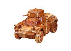 Free Model Tank. Stock Photo - 22744610