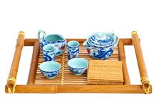 Free Set For Tea Ceremony Royalty Free Stock Photo - 22746275