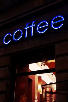 Free Coffee Cafeteria Royalty Free Stock Images - 22746819