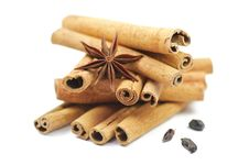 Free Cinnamon And Anise Stock Photos - 22746993