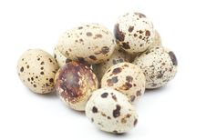 Free Quail Eggs Stock Images - 22747034