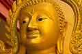 Free The Golden Buddha Faces. Stock Photos - 22751593