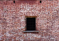 Free Window  In The Old Brick Wall Stock Photo - 22752710