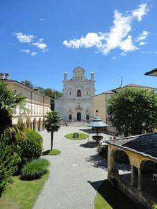 Free The Varallo Church Royalty Free Stock Image - 22755696