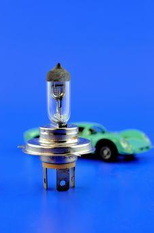 Free Automotive Lamp Royalty Free Stock Photo - 22755775