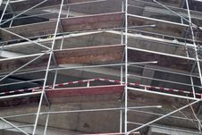 Free Useful Scaffolding Royalty Free Stock Photo - 22762075