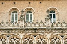 Free Bussaco Windows Royalty Free Stock Photography - 22762377