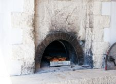 Free Stone Oven. Stock Photo - 22763720