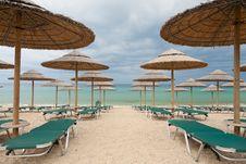 Free Empty Beach Stock Photo - 22772190