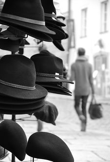 Free Hats For Sale Stock Photos - 22772273