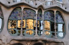 Free Casa Battlo Royalty Free Stock Photos - 22772298