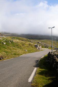 Free Road In Faroe Islands Stock Photo - 22772520