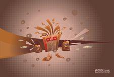 Free Music Background Stock Image - 22776281