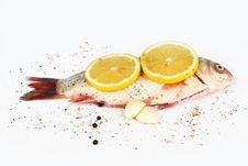 Free Raw Fish Royalty Free Stock Photography - 22776647