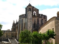 Tomar-Portugal Stock Photography