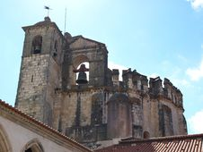 Free Tomar-Portugal Royalty Free Stock Images - 22780919