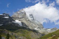 Free Matterhorn Stock Images - 22781204
