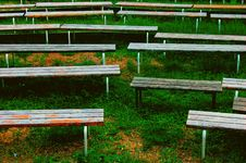 Free Benches Stock Image - 22782571