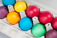 Free Easter Eggs Royalty Free Stock Photos - 22783388