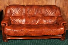 Free Leather Sofa Stock Photos - 22783503