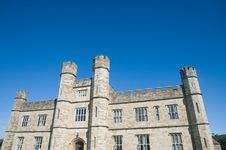 Free Detail Of The Castle Stock Photography - 22791372