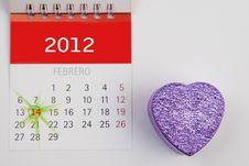 Free Valentine, Gift Box Royalty Free Stock Photo - 22793935