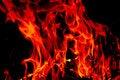 Free Burning Fire Royalty Free Stock Photo - 2287855