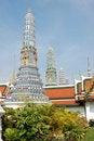 Free Royal Temple - Bangkok Stock Image - 2289851
