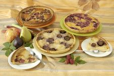 Free Fruit Tarts Royalty Free Stock Photography - 2280137