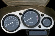 Fast Speedometer Stock Photography