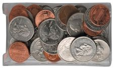 Free Coins Stock Photo - 2281070