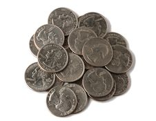 Free Coins Royalty Free Stock Image - 2281106