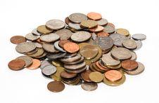 Free Coins Stock Photo - 2281110
