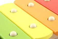 Free Xylophone Royalty Free Stock Image - 2281876