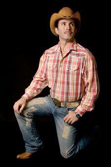 Free Cowboy Stock Photo - 2282040