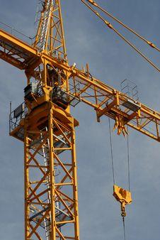 Free Giant Crane Detail Stock Photos - 2282953