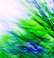 Free Green / Blue Blend Abstract 10 Stock Images - 2283234