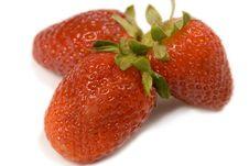Free Strawberries Royalty Free Stock Photos - 2283238